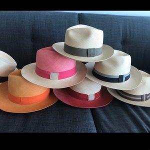Panama authentic hats